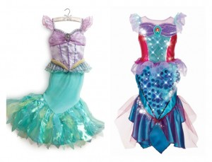 Ariel Costume Collection