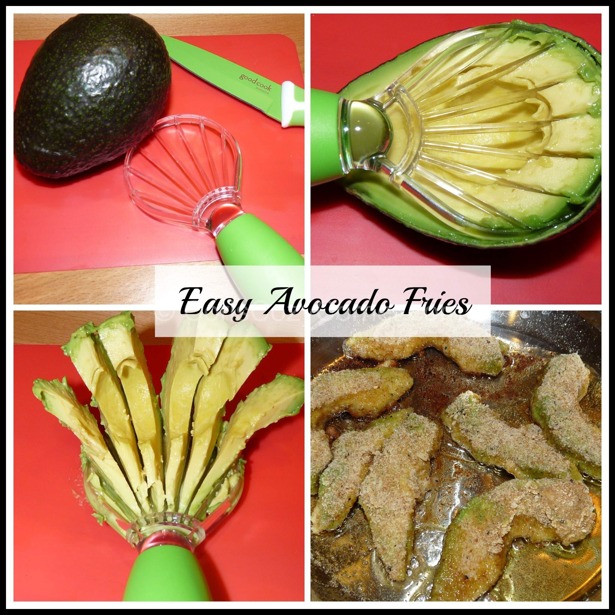 Easy Avocado Fries Including Good Cook Kitchen Tools Giveaway ...