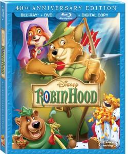 Robin Hood Box Art