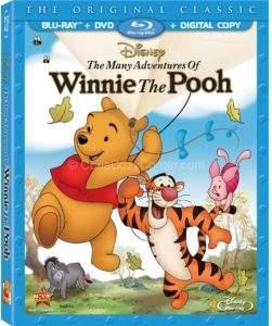 Winnie The Pooh Box Art