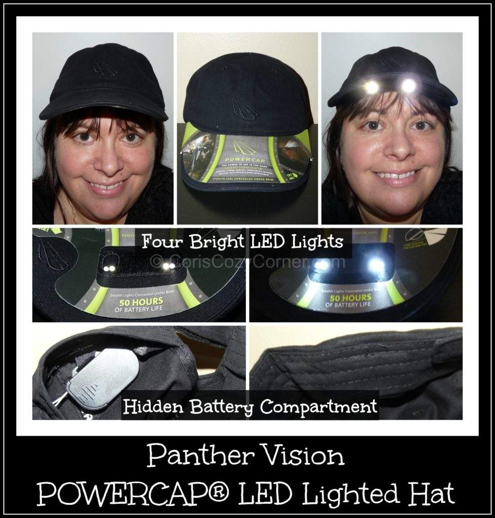 Panther Vision POWERCAP® LED Lighted Hat