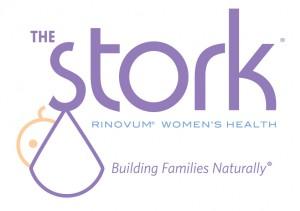 The Stork Logo