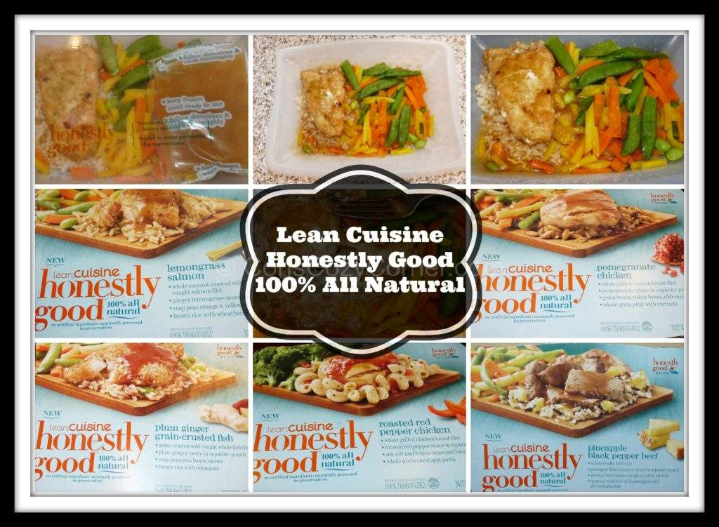 Lean cuisine honestly good frozen meals review for Are lean cuisine good for you