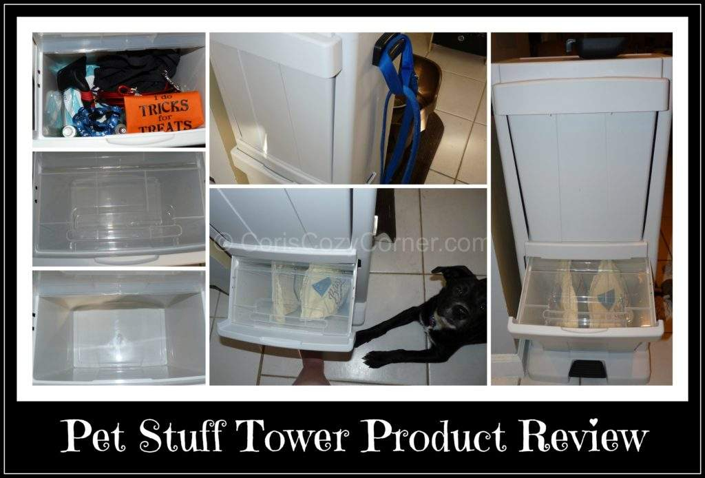 pet stuff tower product review