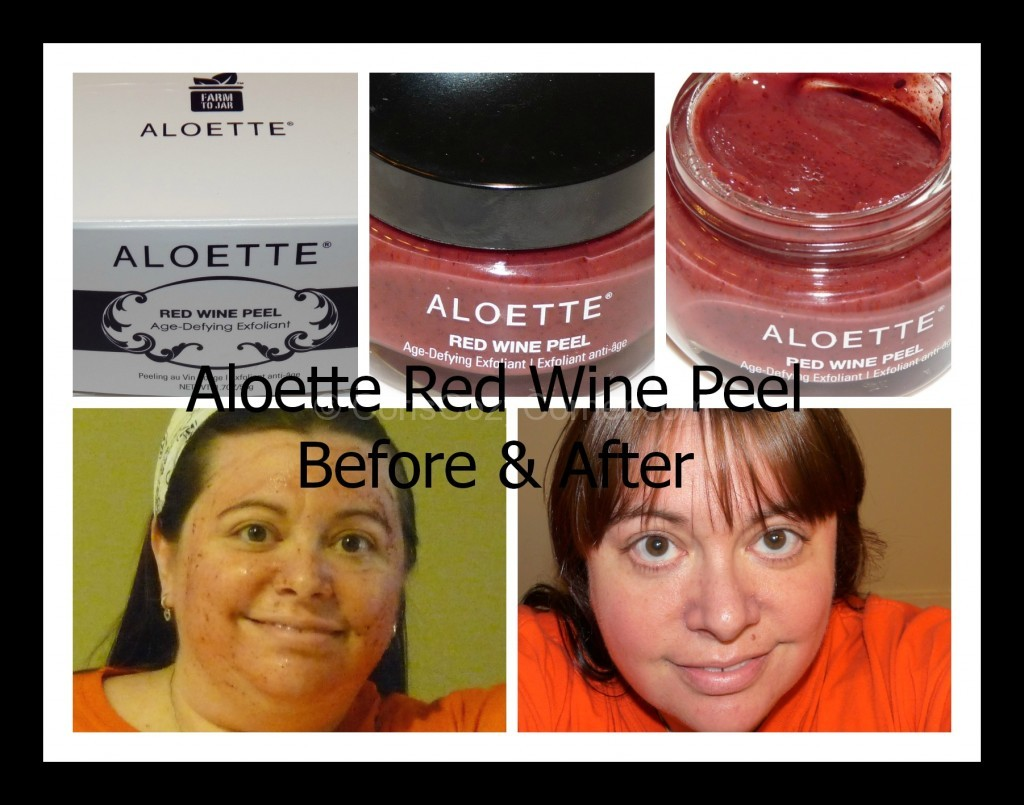 red wine peel