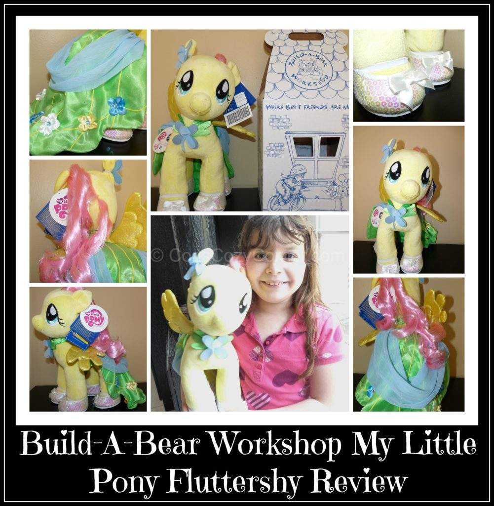 Build-A-Bear Workshop My Little Pony Fluttershy Review