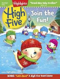 HighFive Cover December 2013