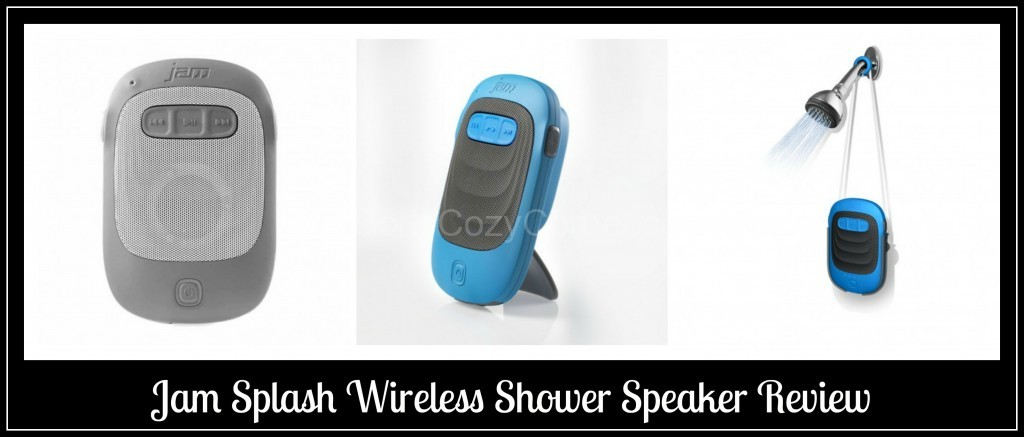 Jam Splash Wireless Shower Speaker