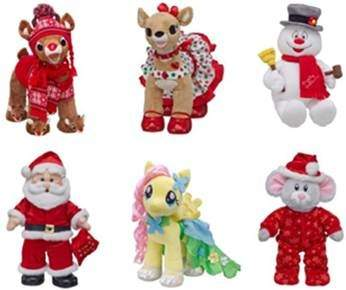 build a bear holiday gifts