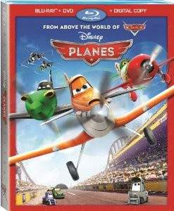disney planes dvd bluray