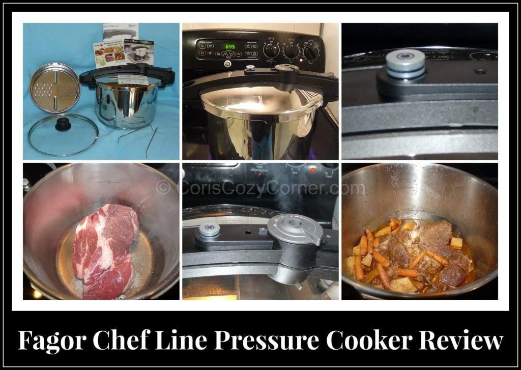 fagor chef line pressure cooker