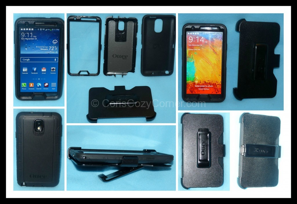 galaxy note 3 otter box