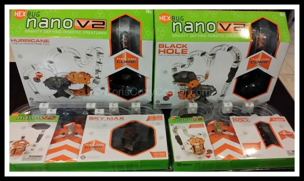 hexbugs nano v2 sets