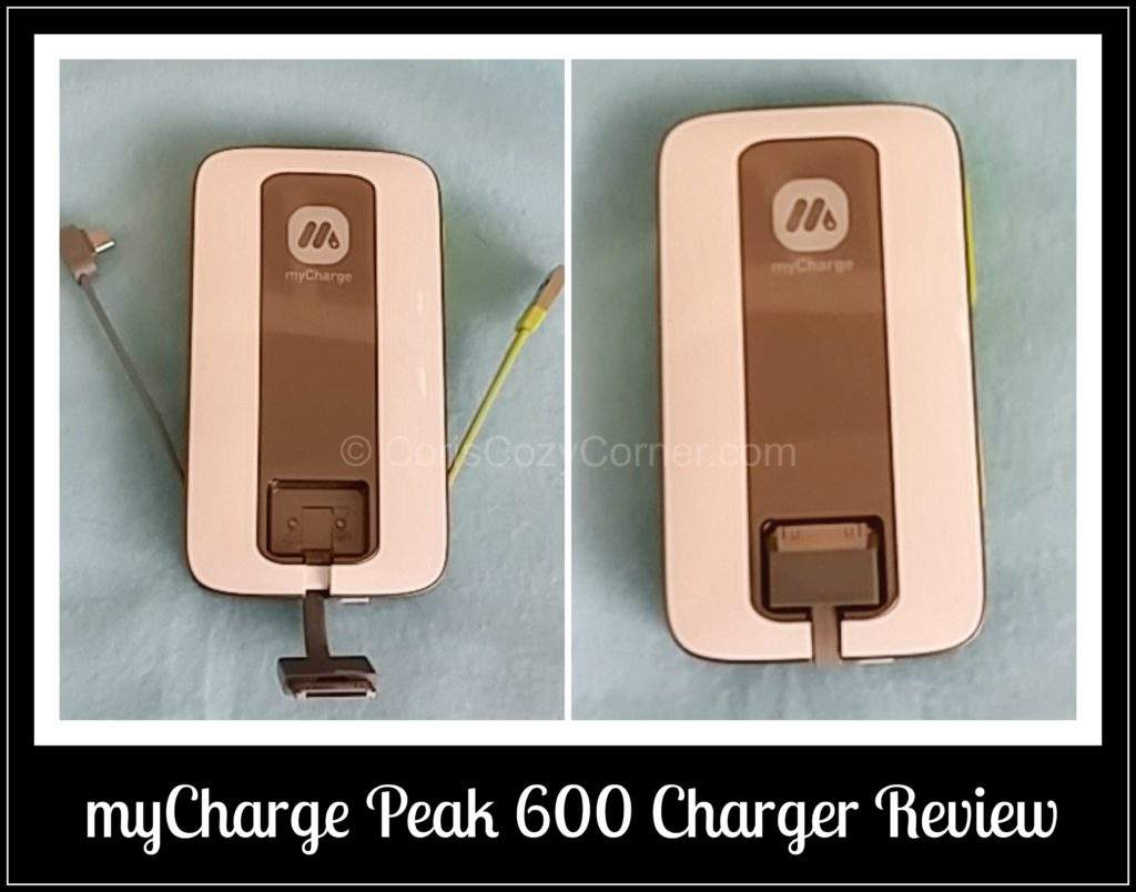myCharge Peak 600 Charger