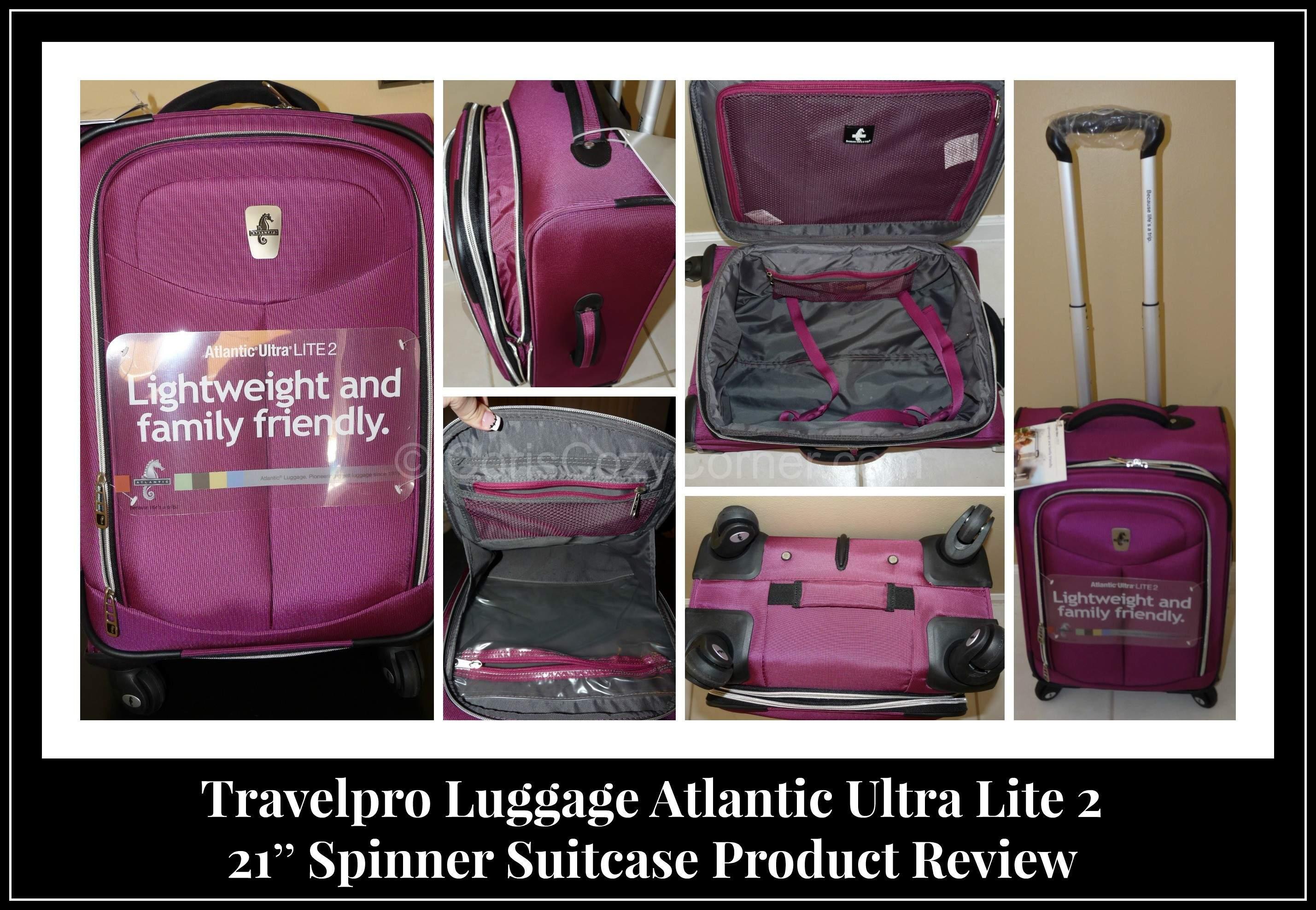 travel pro ultra lite 2 - Travel Pro Luggage