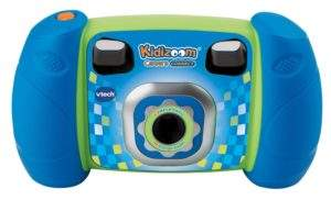 vtech kidizoom camera blue