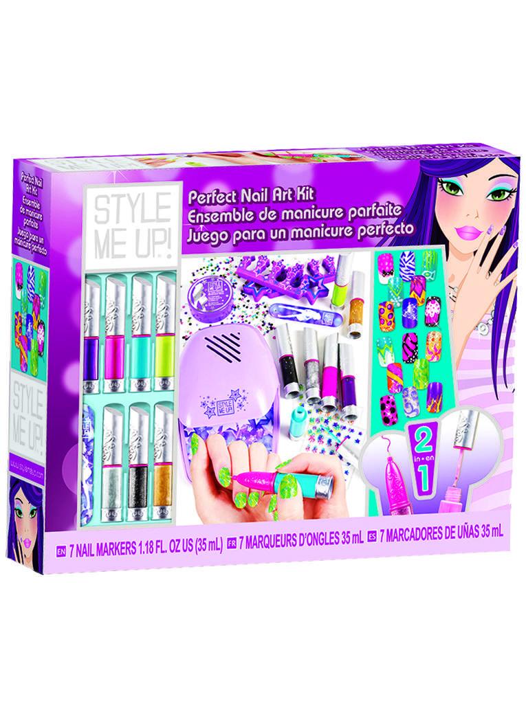 Nail kit for tweens