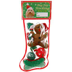 Dog Stocking Toy