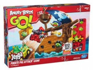 Jenga Pirate Pig Attack Game