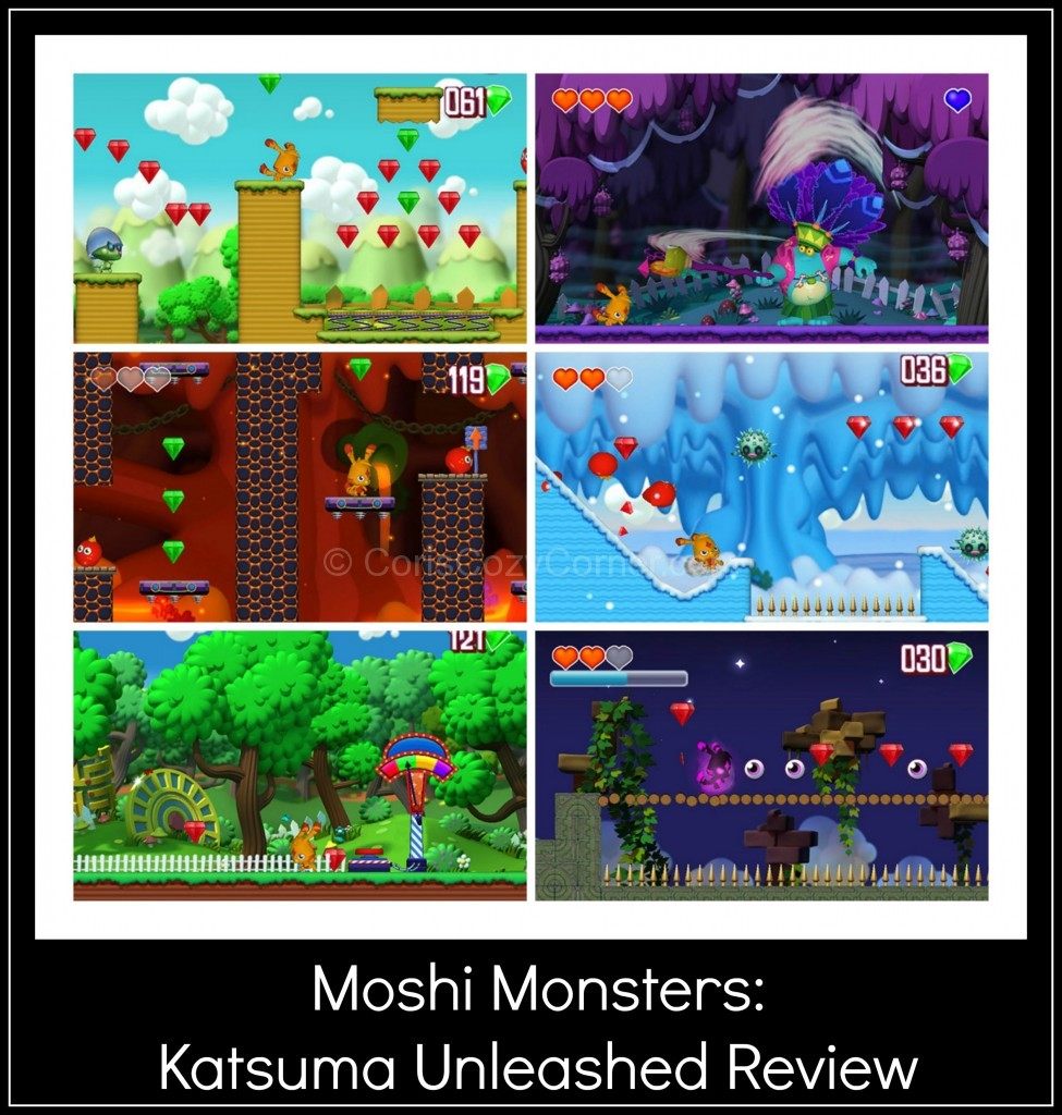 Moshi Monsters Katsuma Unleashed Review