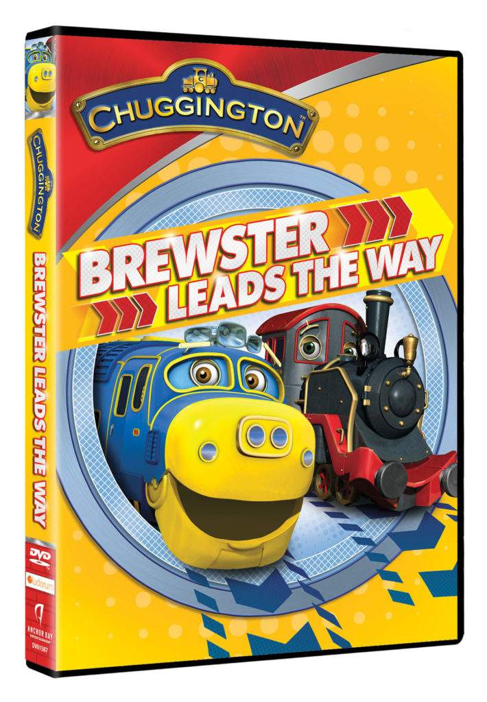 Brewster Leads The Way 3D