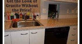 granite counter pinterest