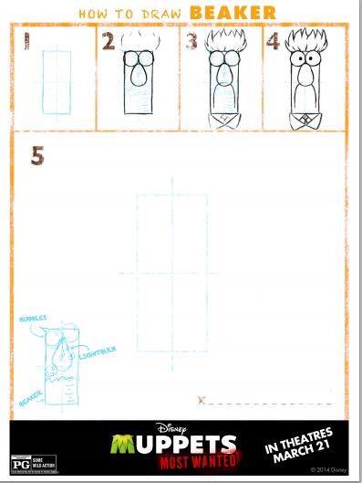 draw beaker