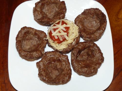 spaghetti and meatbowls