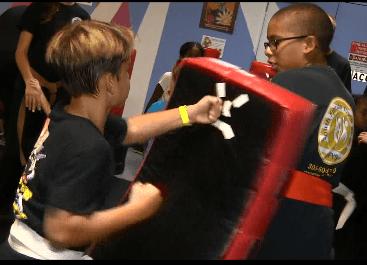 Elite Krav - Centerline Punch