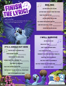 finish the lyrics rio 2
