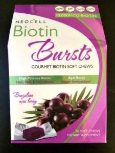 biotin-bursts