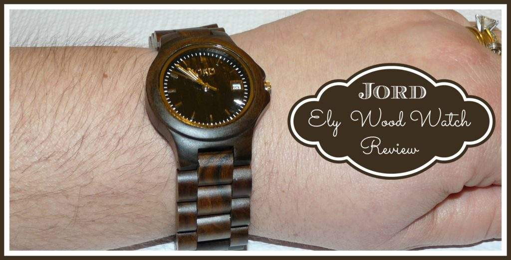 jord ely wood watch review