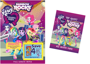 My Little Pony Equestria Girls Rainbow Rocks2