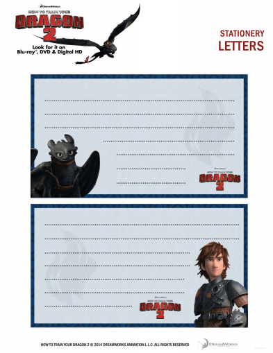 httyd2 stationary