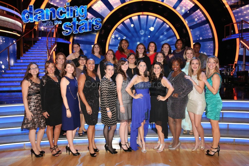 DWTS Group photo