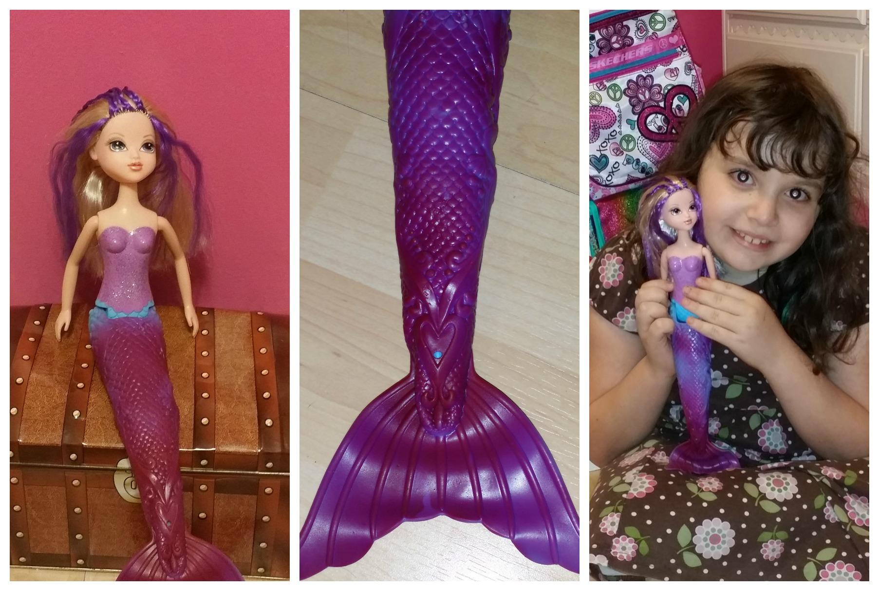 lalaloopsy girls doll lalaloopsy tinies and moxie girlz mermaid
