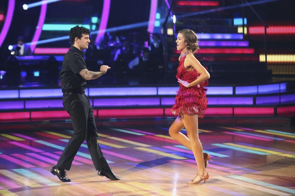 MARK BALLAS, SADIE ROBERTSON
