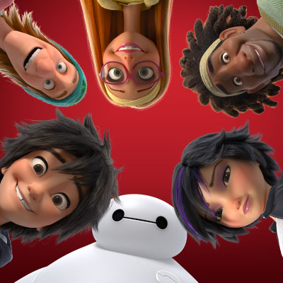 big hero 6 group 2