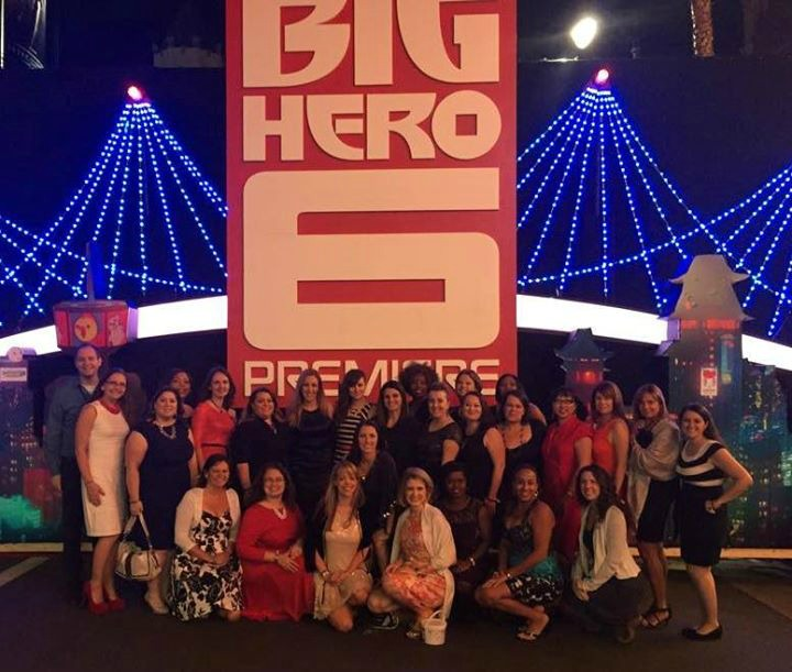 big hero 6 group shot