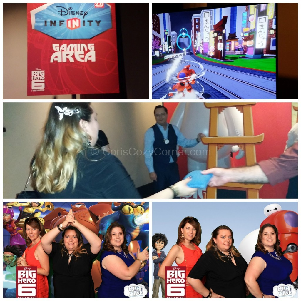 big hero 6 party fun