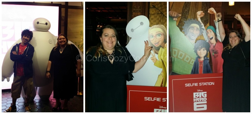 big hero 6 photo opps