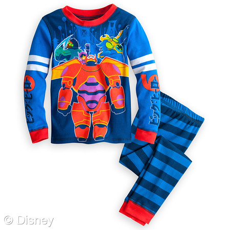 big hero 6 pjs