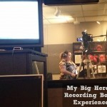 big hero 6 recording booth