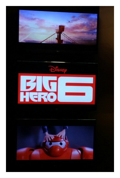 big hero 6 screen