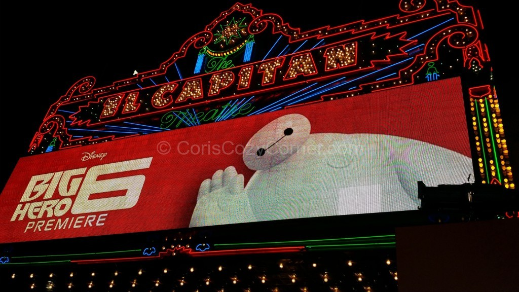 big hero 6 sign