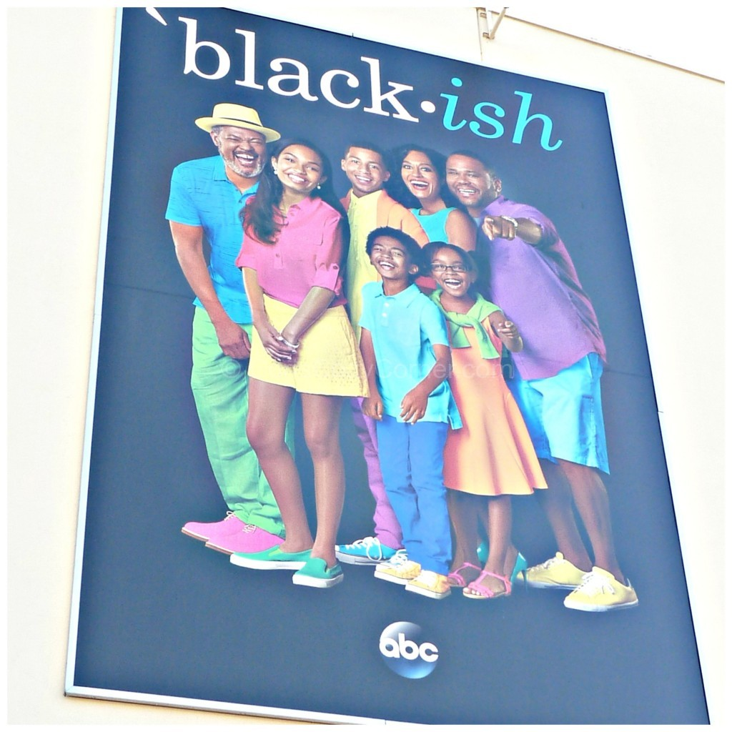blackish sign