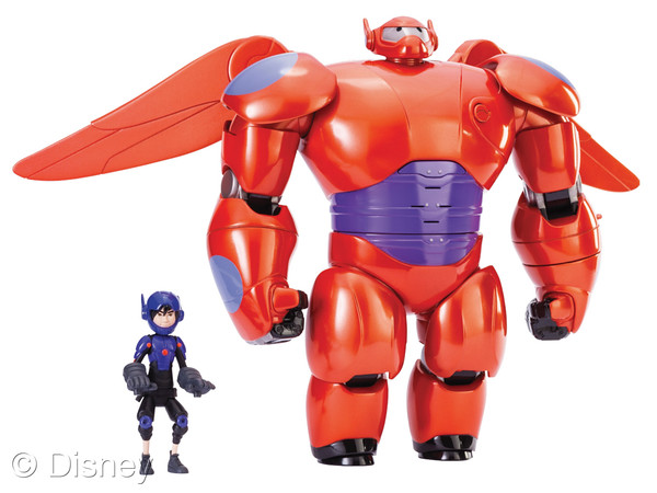 deluxe baymax