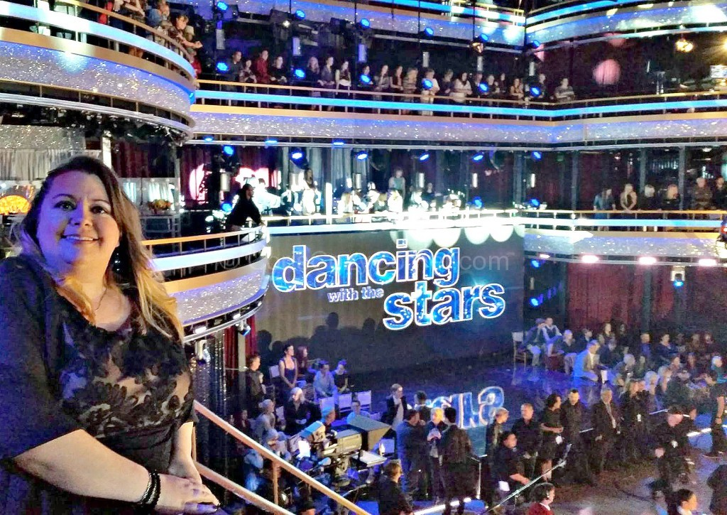 me on DWTS