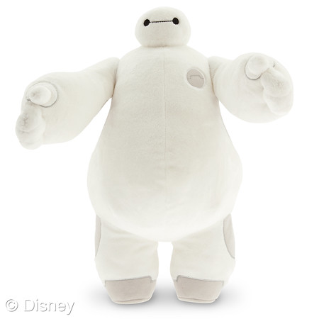 plush baymax