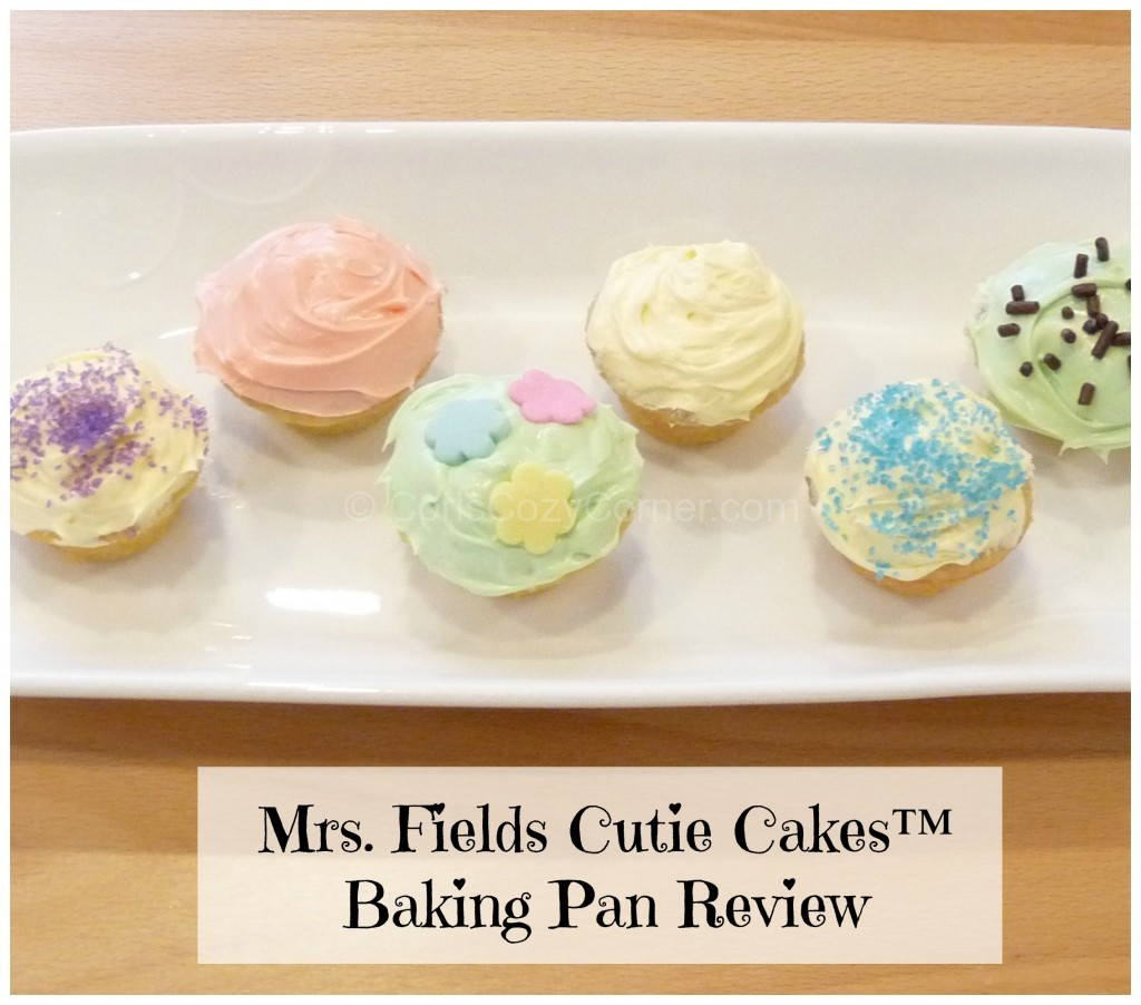Mrs. Fields Cutie Cakes™ Baking Pan3